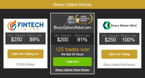Genuine binary options