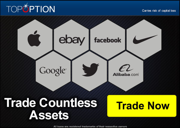 Binary options sign up bonus